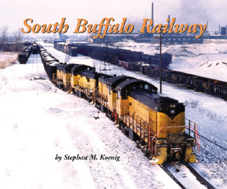 South Buffalo Railway